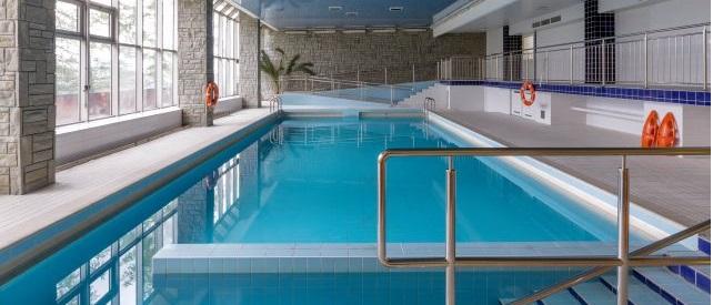 rehabilitacja w basenie w ośrodku Rysy w Bukowinie Tatrzańskiej