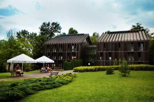 Nałęczów Je4sienna Rezydencja sanatorium