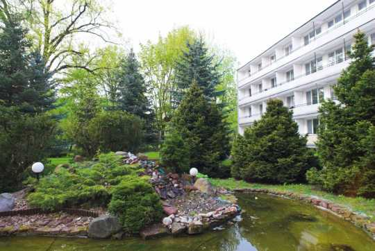 Nałęczów Fortunat sanatorium