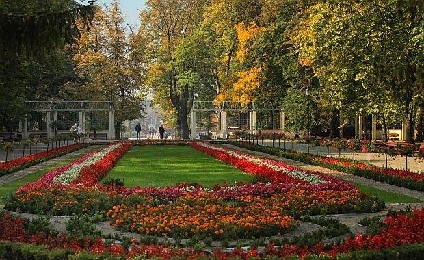 inowrosław park zdrojowy