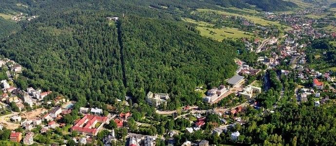centrum wczasów rehabilitacyjnych pełnopłatne turnusy w Krynicy Zdroju