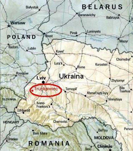 Ukraina truskawiec